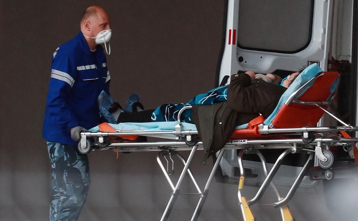 Число заразившихся коронавирусом в России превысило 350 000 человек