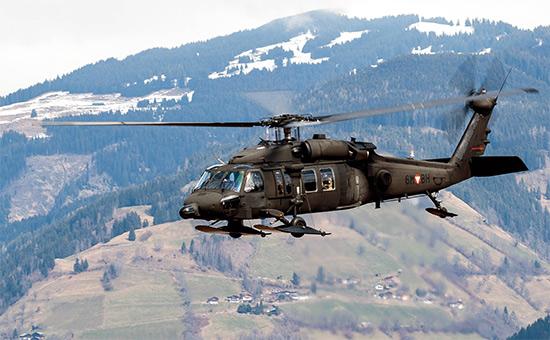 Sikorsky S-70 Black Hawk