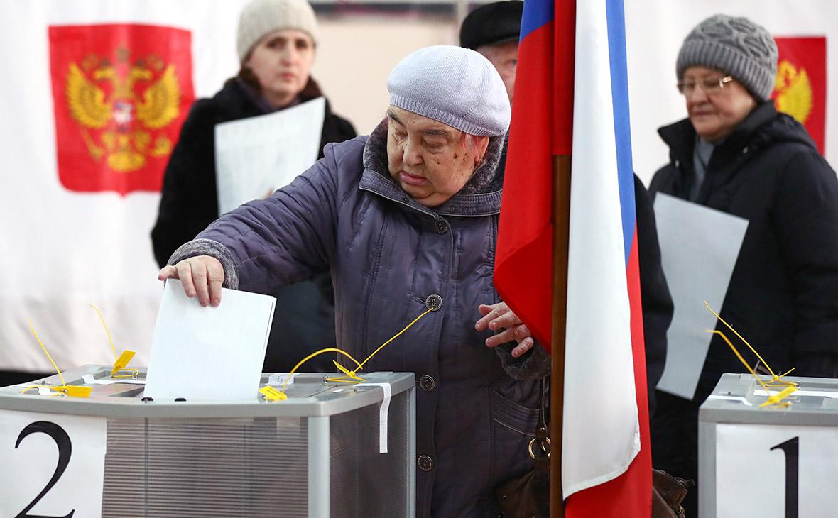 ЦИК РФ подвела первые итоги явки на президентских выборах