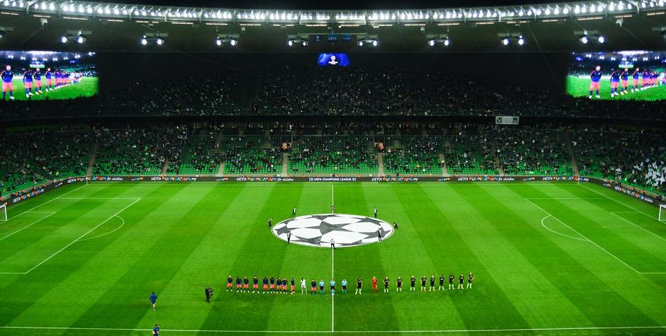 УЕФА отреагировал на отказ футболистов «Краснодара» вставать на колено