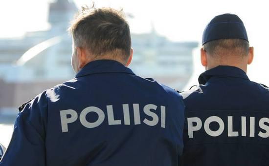 Фото:facebook.com/Suomenpoliisi
