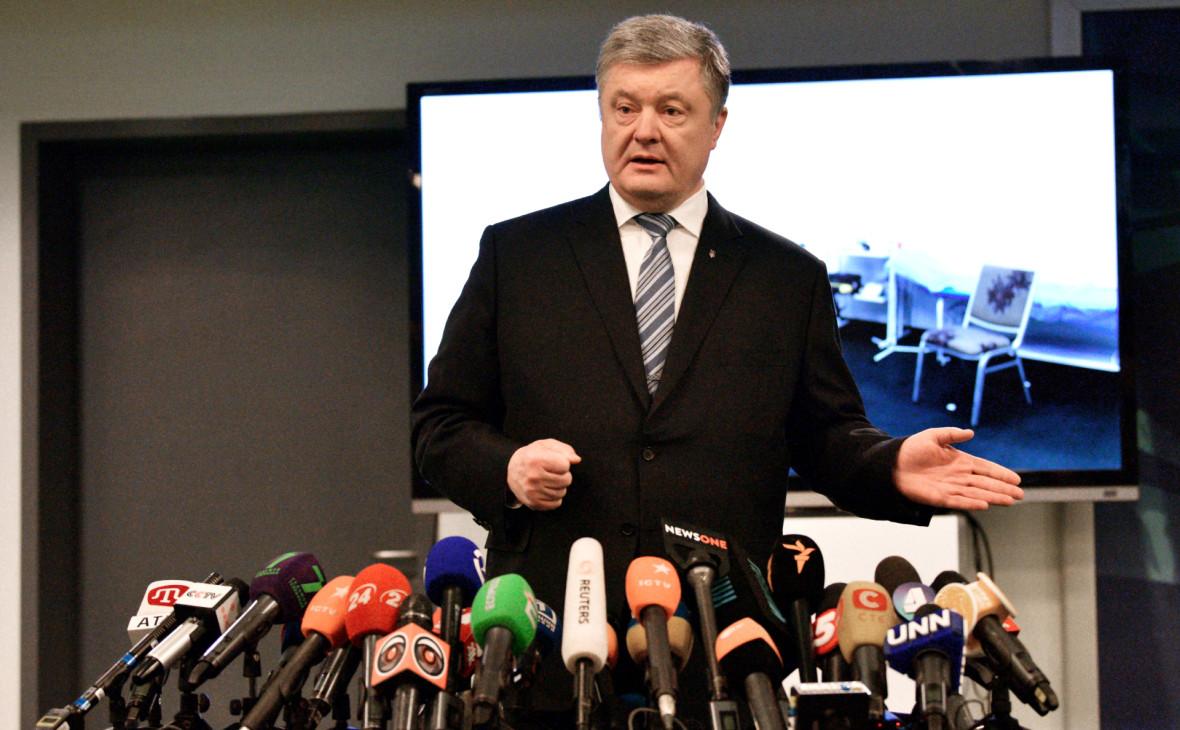 Порошенко назначил Зеленскому дату дебатов на стадионе «Олимпийский»