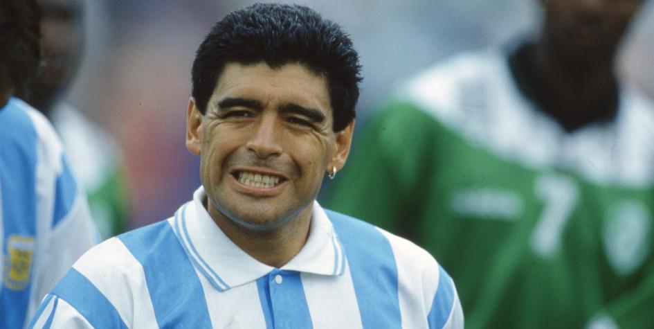 Марадона стал главным тренером аргентинского клуба «Химнасия и Эсгрима»