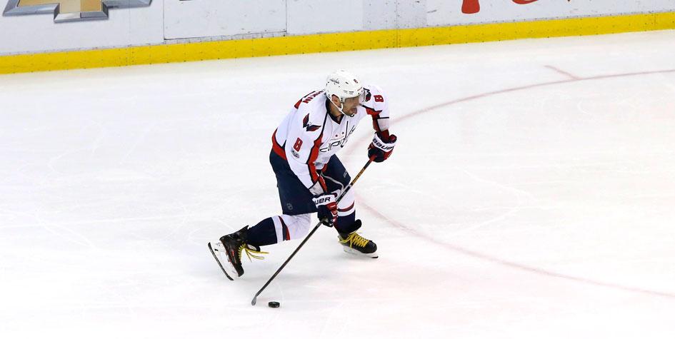 Александр Овечкин установил рекорд результативности в НХЛ