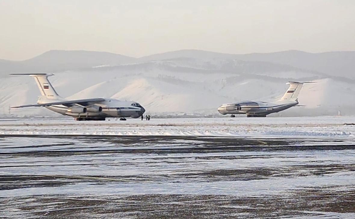 Phó thủ tướng Golikova nêu tên khu vực dùng để cách ly những người Nga về từ Trung Quốc
