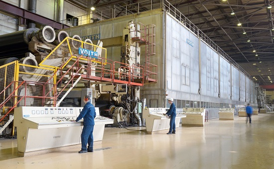 """Всего в 2015 году ОАО """"Волга"""" планирует экспортировать порядка 60% от общего объема производимой газетной бумаги"""