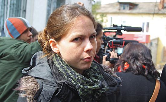 Вера Савченко, сестра Надежды Савченко
