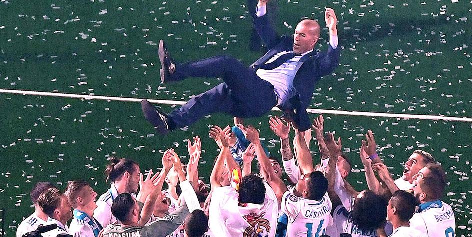 УЕФА обновил клубный рейтинг по итогам сезона