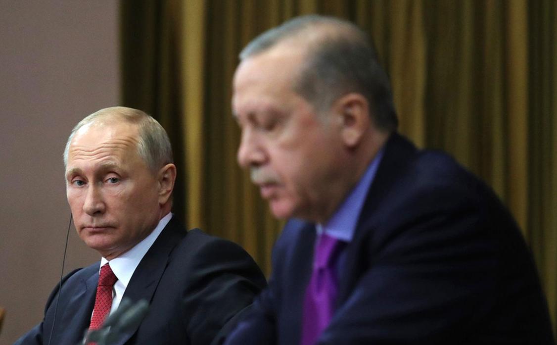 Кремль обвинил Турцию в невыполнении сочинских договоренностей по Сирии