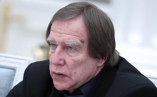 Виолончелист Сергей Ролдугин