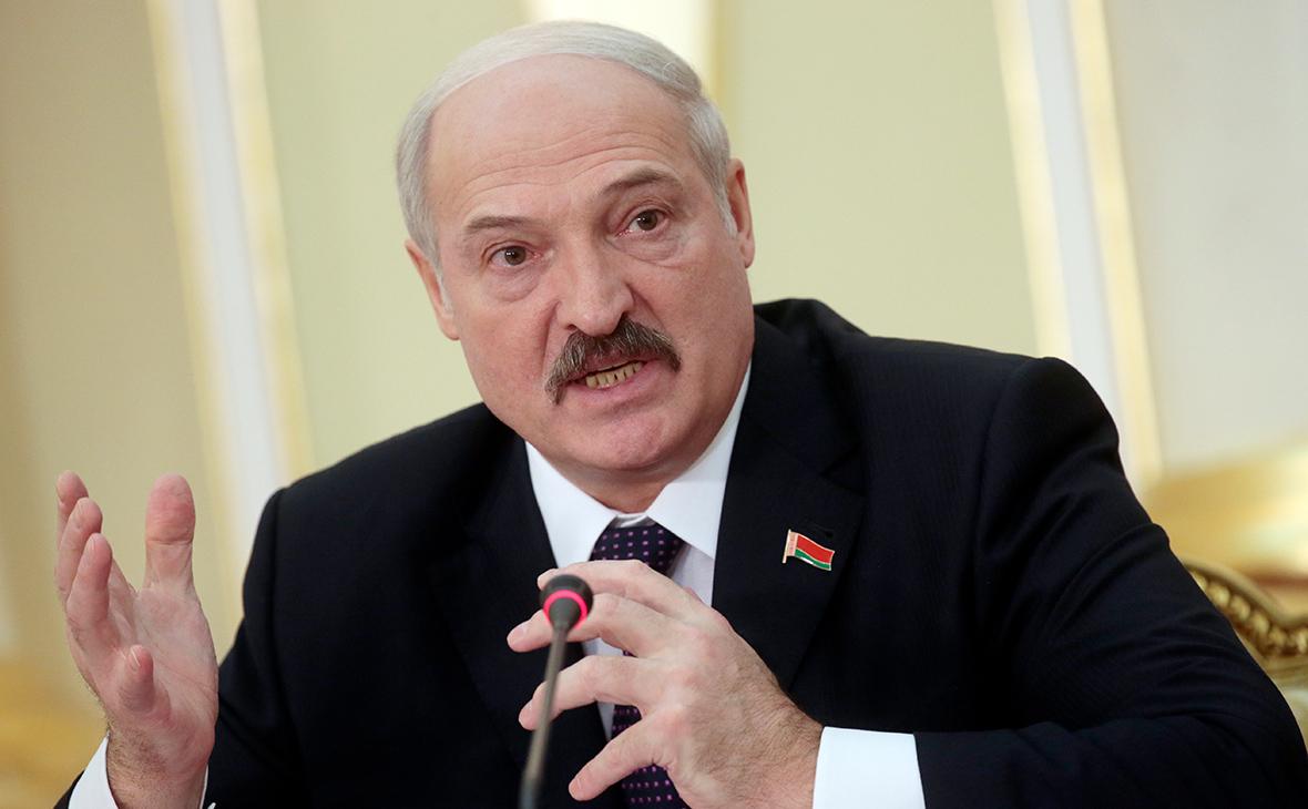 Лукашенко рассказал об единственном условии для