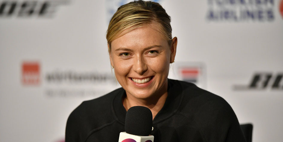 Мария Шарапова за две недели поднялась на 23 позиции в рейтинге WTA