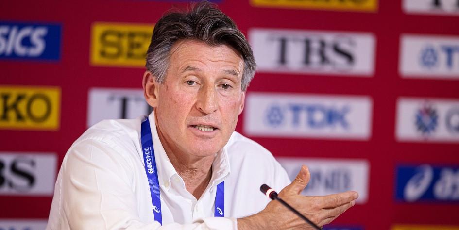 Президент Международной ассоциации легкоатлетических федераций (World Athletics) Себастьян Коу