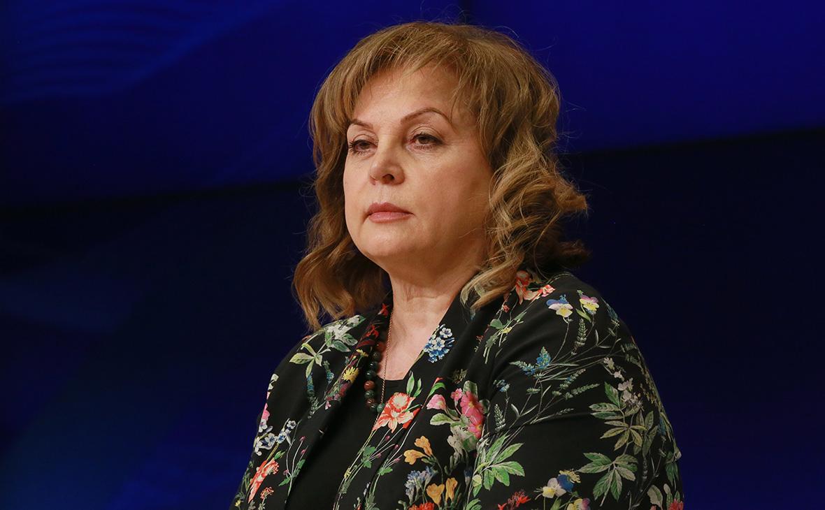 О бамбарбия КИРГУДУ!!! Совершено нападение на Председателя ЦИК г-жу Памфилову