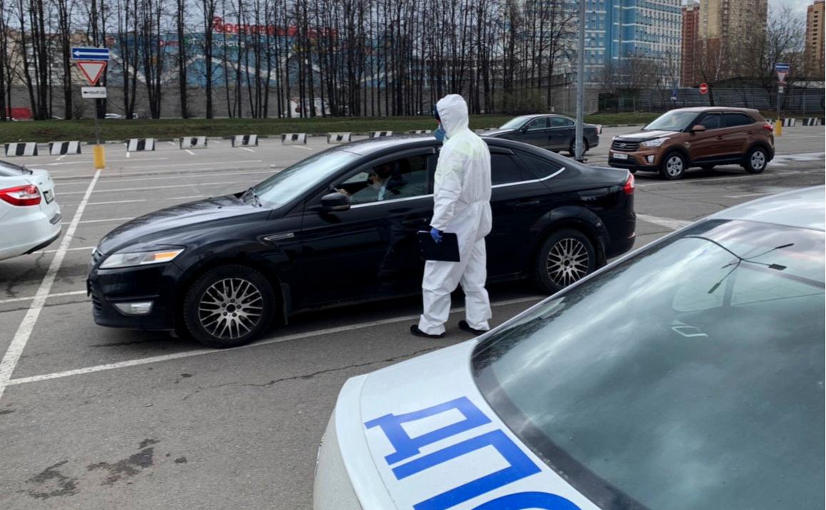 Фото:Пресс-служба Департамента транспорта Москвы