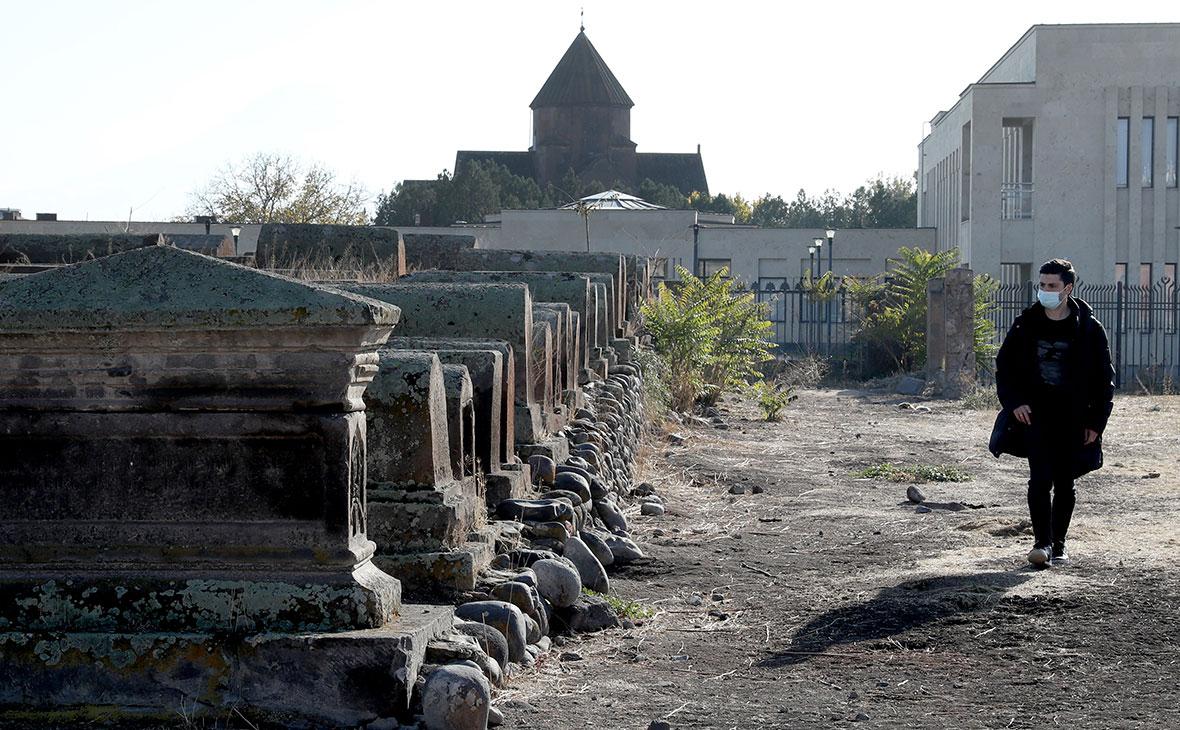 В Армении завели дело о финансировании терроризма после боев в Карабахе