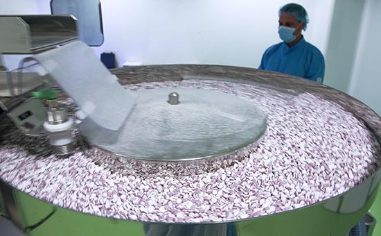 Производство противовирусного препарата «Кагоцел» нафармацевтическом заводе «Ниармедик-Фарма» вОбнинске