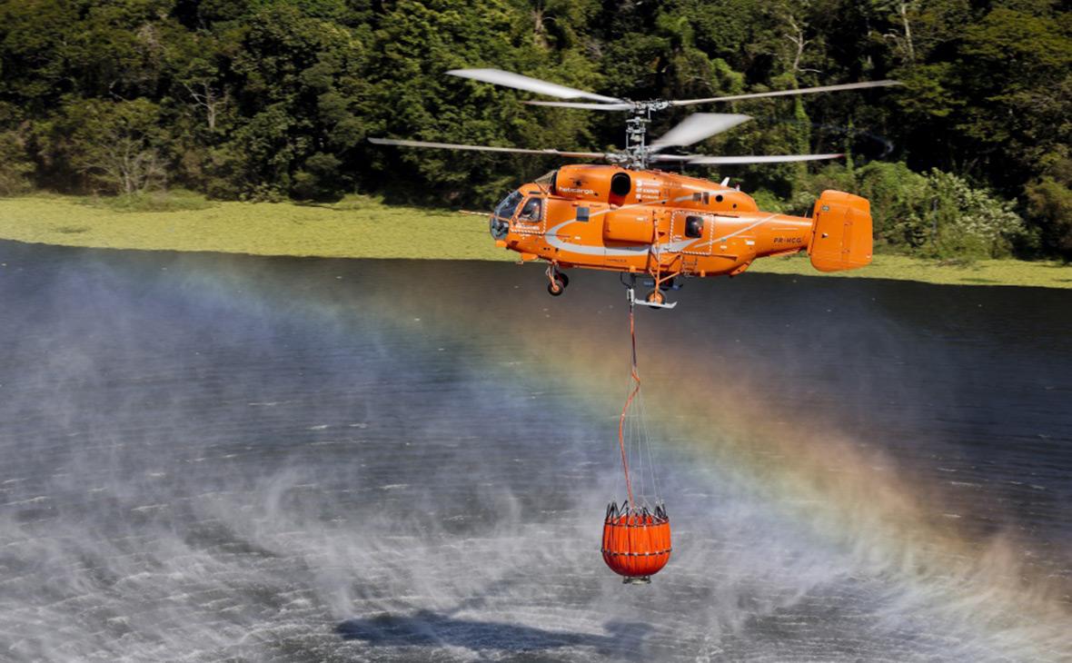 Многоцелевой вертолет Кa-32А11ВС