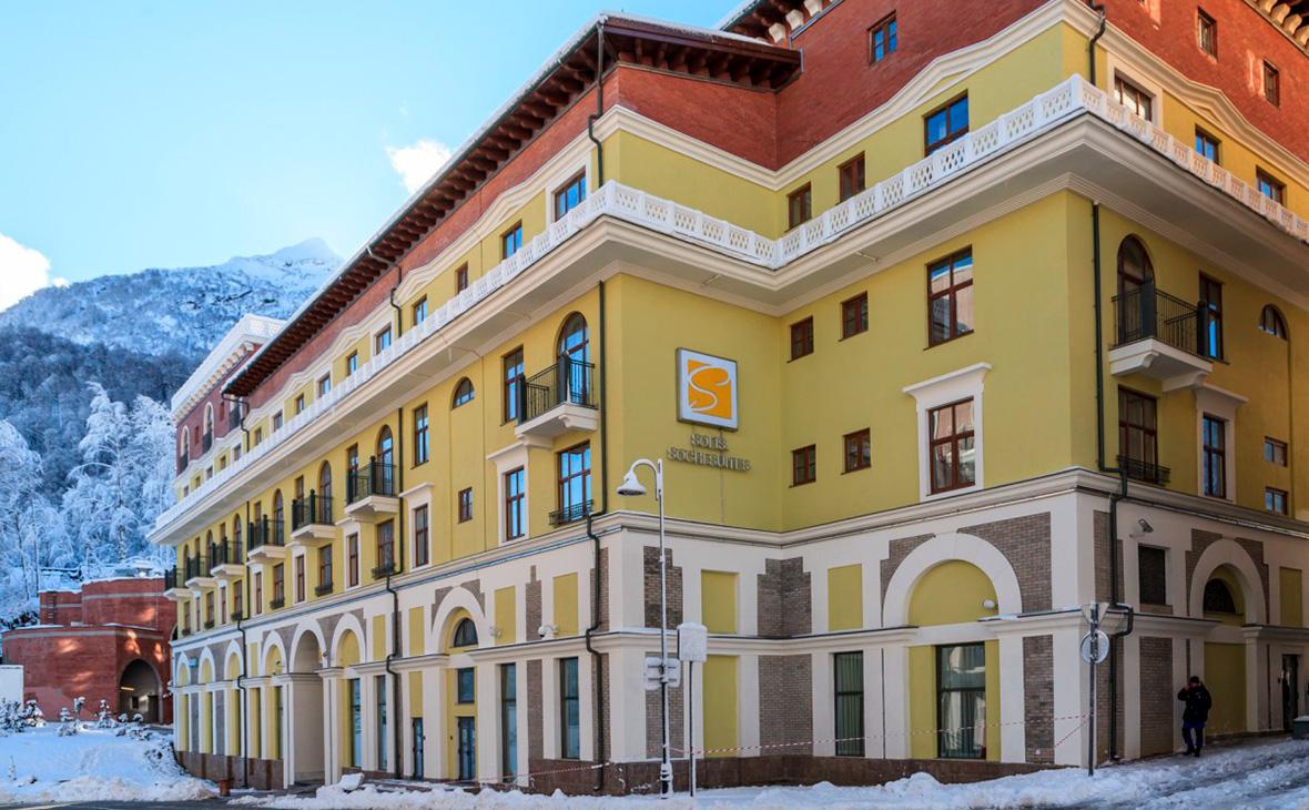 Отель «Горки Сьютс»