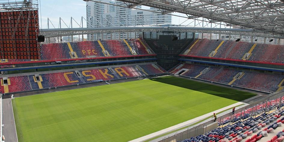 ЦСКА сообщил о сокращении квоты болельщиков на футбольные матчи