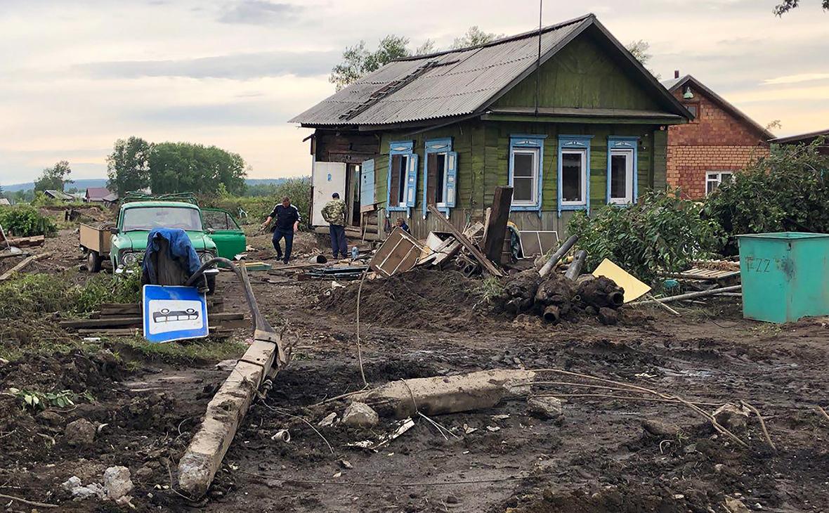 Страховщики возместят пострадавшим в Иркутской области сотую долю ущерба