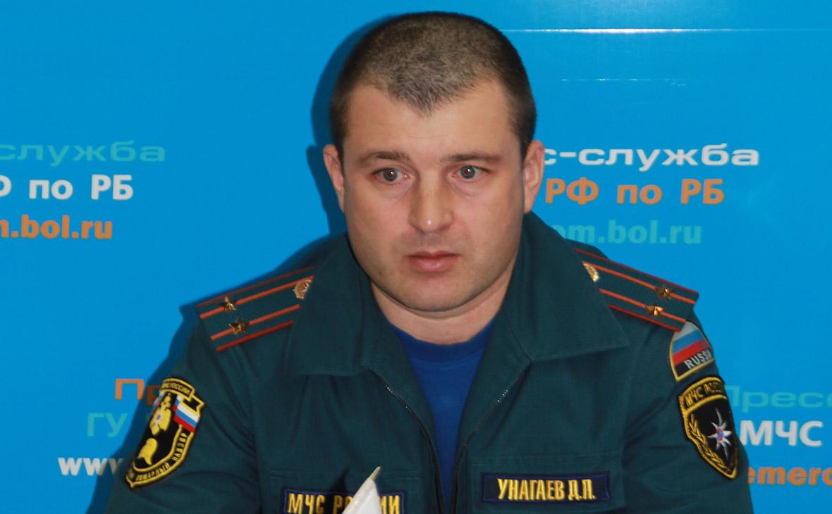 Дмитрий Унагаев