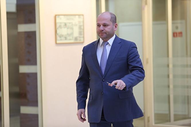 Депутат свердловского Заксобрания Илья Гаффнер