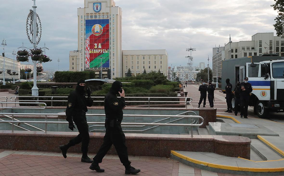 Милиция решила перекрыть проспекты в Минске из-за акции оппозиции