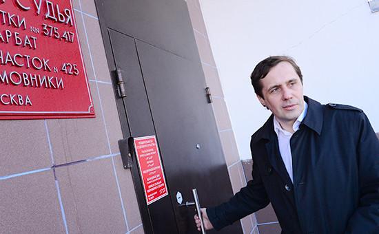 Глава общества защиты прав потребителей «Общественный контроль» Михаил Аншаков