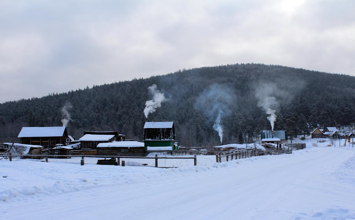 Деревня Отнурок