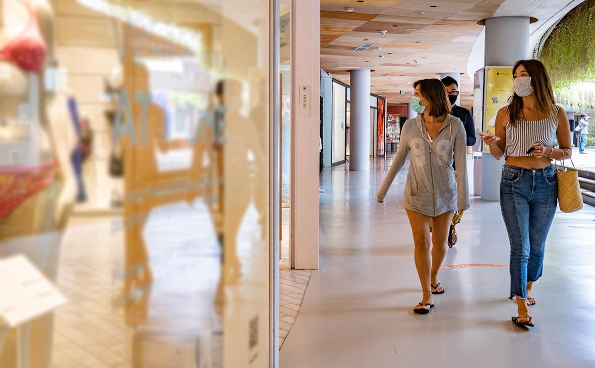 Владельцы предупредили об угрозе закрытия четверти торговых центров