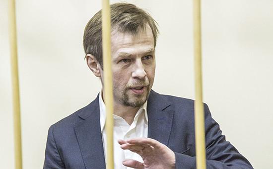 Бывший мэр Ярославля Евгений Урлашов