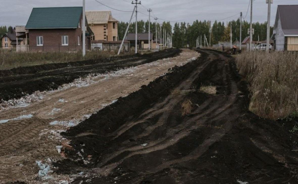 Деревня Самохваловка Калининского района Уфы