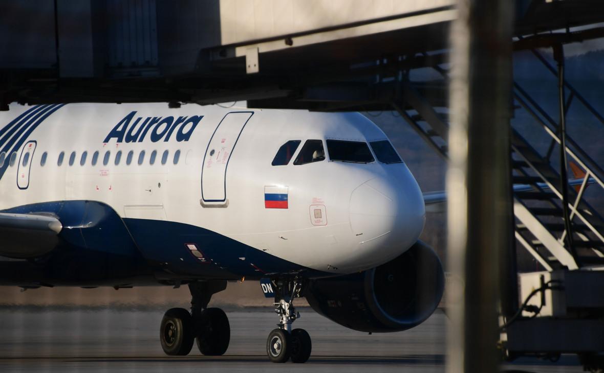 Рейс с российскими туристами прибыл из Сеула во Владивосток