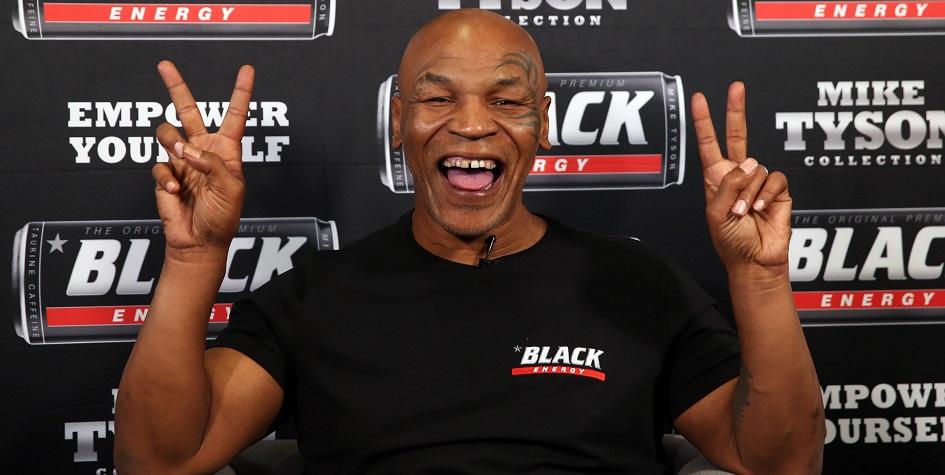 Бывший абсолютный чемпион мира по боксу в тяжелом весе Майк Тайсон