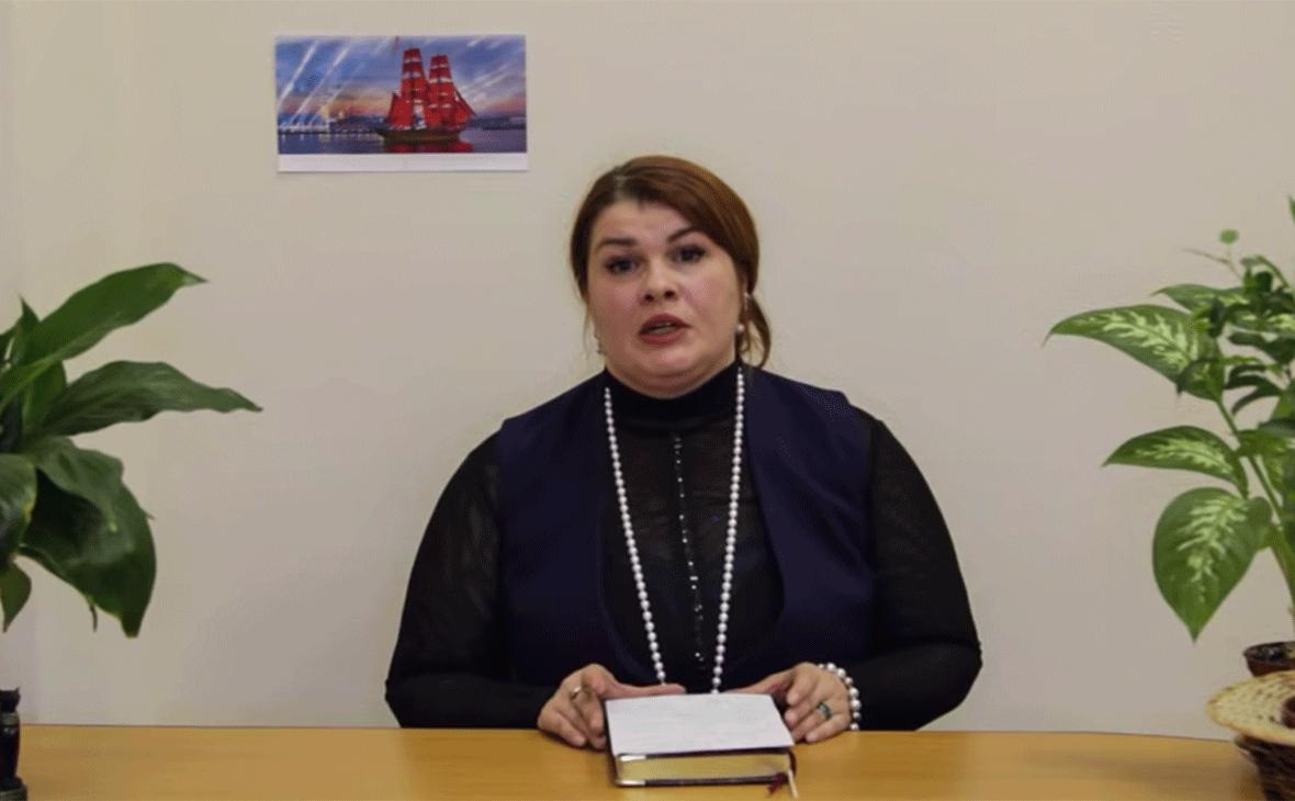 Кадр из видеозаписи «Обзор событий на 31 марта 2020 года. Злата Александровна Носова»