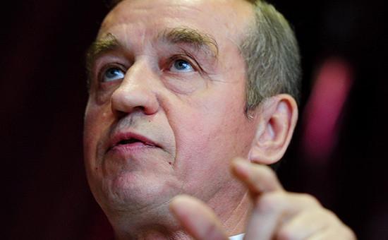 Коммунист Сергей Левченко. Архивное фото