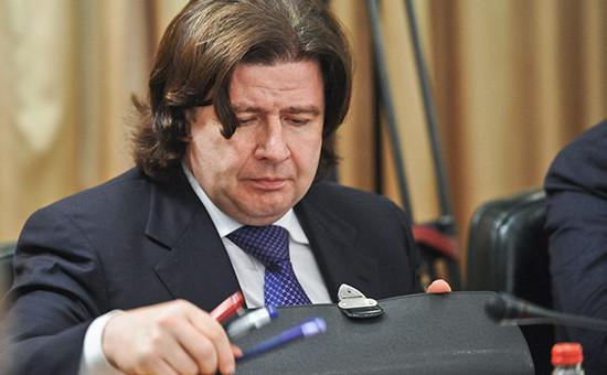 Назначенный главой «Башнефти»Андрей Шишкин