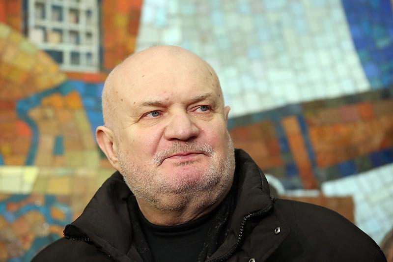 Глава Петербургского метрополитена Владимир Гарюгин
