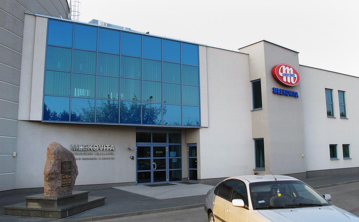 Офис компании «Млековита» вВысоке-Мазовецке, Польша