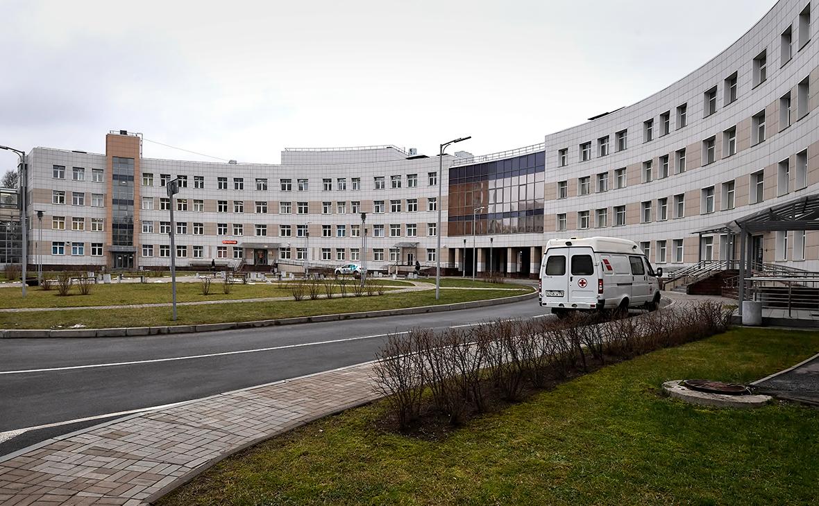 Городская клиническая инфекционная больница имени С. П. Боткина
