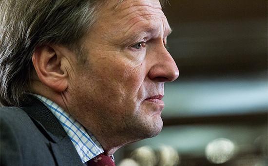 Уполномоченный припрезиденте РФ позащите прав предпринимателей Борис Титов