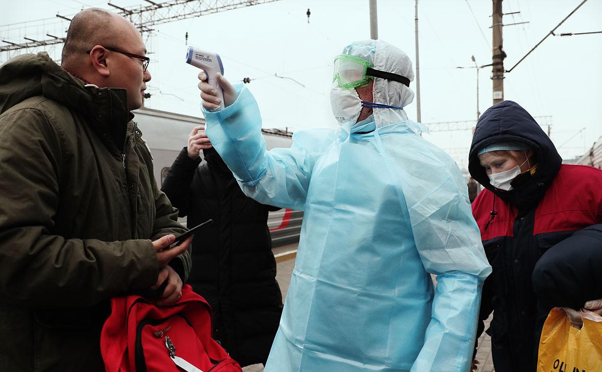 Статистика заражения коронавирусом в России на 3 июня (обновлено)