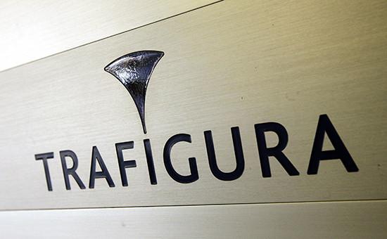 Логотип компании Trafigura