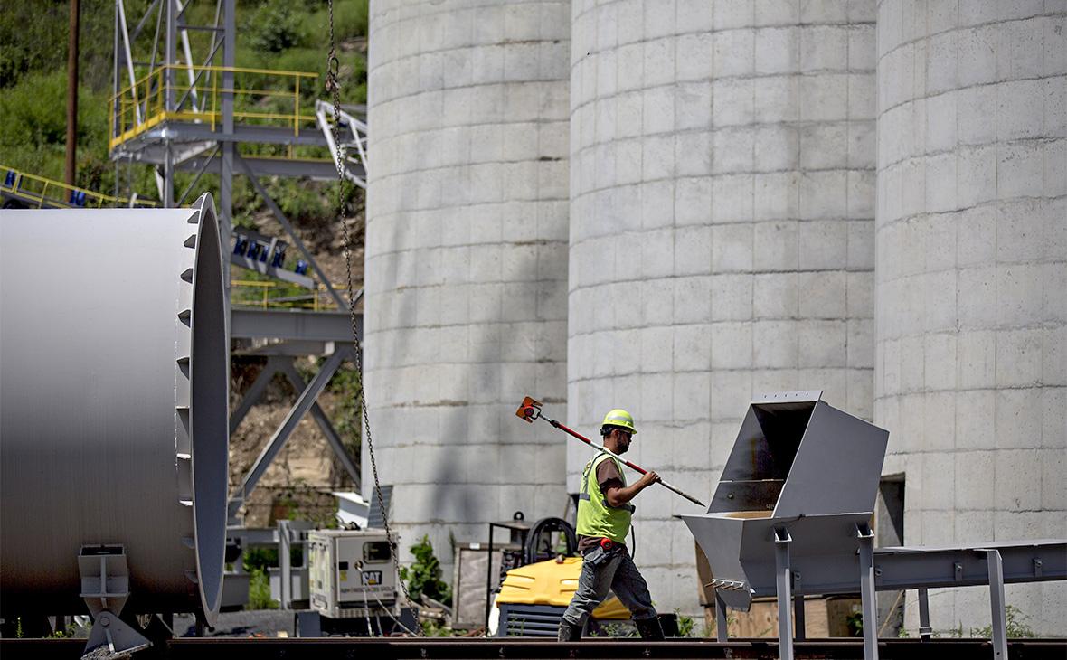 Завод по добыче уранаEnergy Fuels Inc. в США