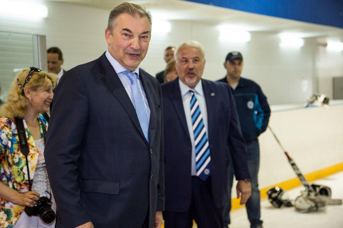 Известные россияне вошли в оргкомитет МЧМ-2023 по хоккею в Новосибирске