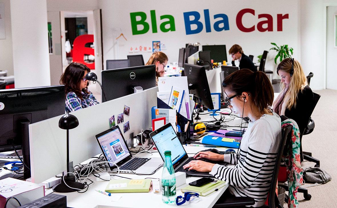 Сервис BlaBlaCar перестал работать в Крыму из-за санкций ЕС