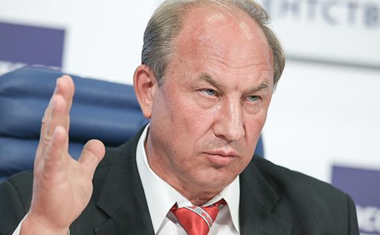 Заместитель председателя ЦК КПРФ Валерий Рашкин