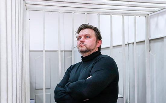 Никита Белых в Басманном районном суде