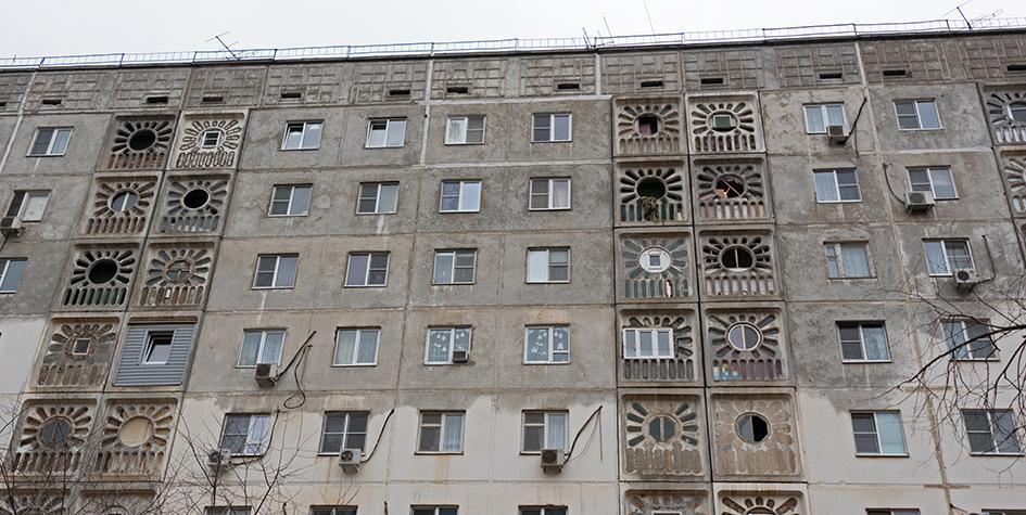 Ветхие дома предлагают ремонтировать за счет жильцов